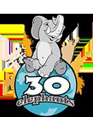 30 Elephants